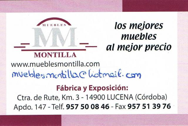 Art culos de decoraci n agrupae for Muebles montilla malaga