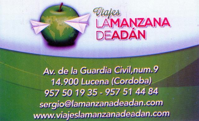Imagen de Viajes LA MANZANA DE ADAN