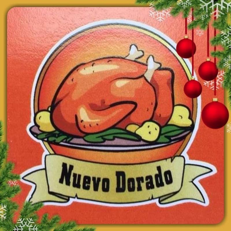 Imagen de Asador de pollos Nuevo Dorado