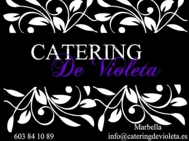 Imagen de Catering De Violeta