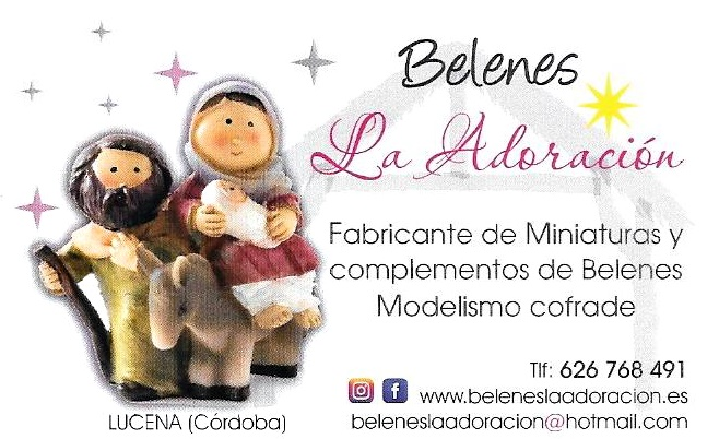 Imagen de BELENES LA ADORACIÓN ARTESANÍA Y MINIATURAS