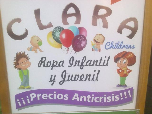 Imagen de Clara Children
