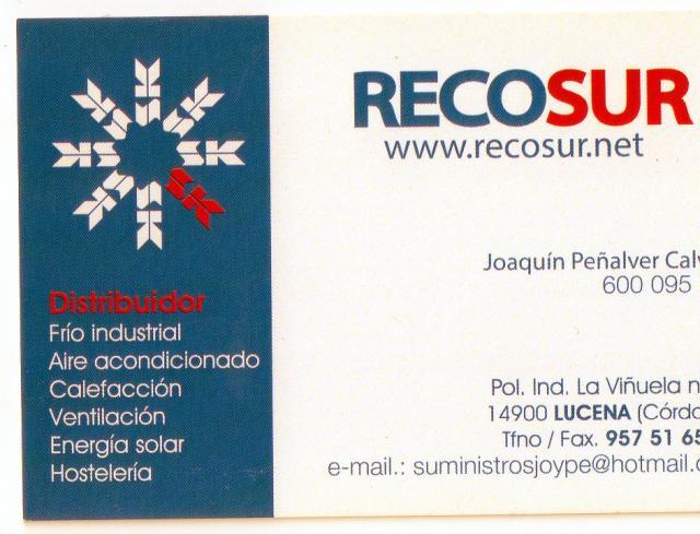 Imagen de RECOSUR