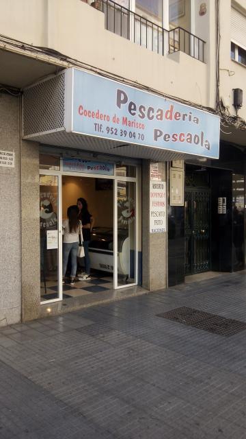 Imagen de Pescaolas