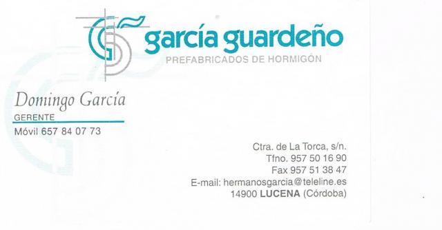 Imagen de GARCIA GUARDEÑO