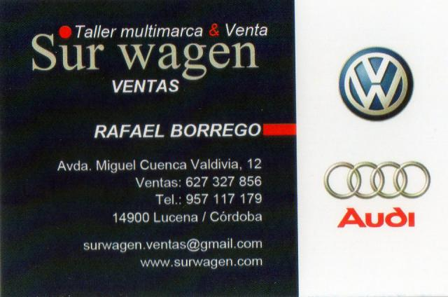 Imagen de Sur Wagen  Taller multimarca, Ventas