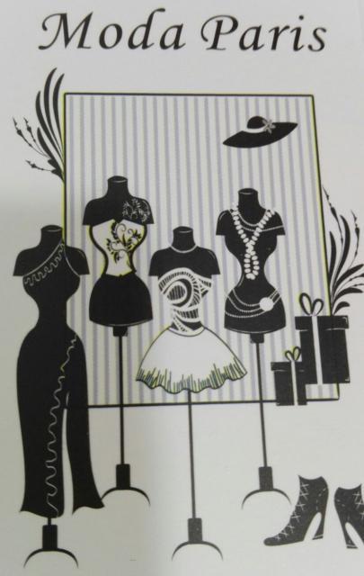 Imagen de Moda Paris