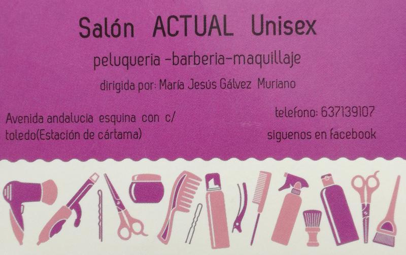 Imagen de Salón Actual Unisex