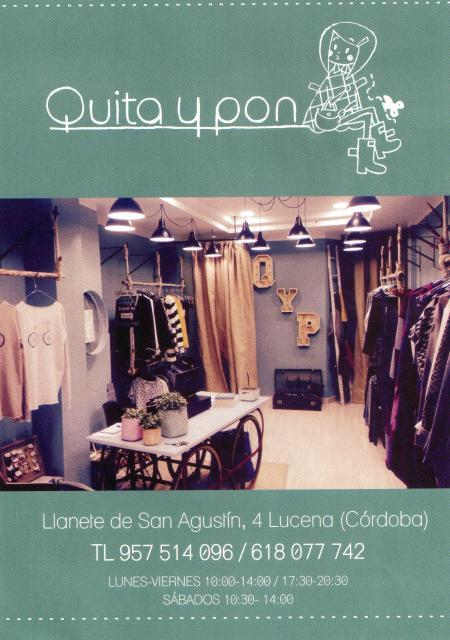 Imagen de Quita y Pon