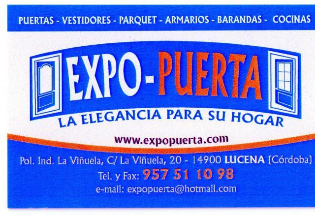 Imagen de EXPO PUERTA