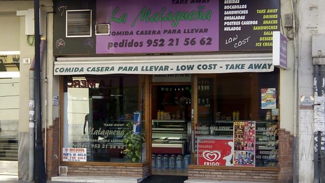 Imagen de La Malagueña
