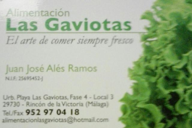 Imagen de Alimentación Las Gaviotas