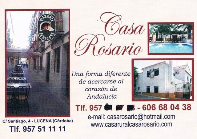 Imagen de CASA ROSARIO (pericote)