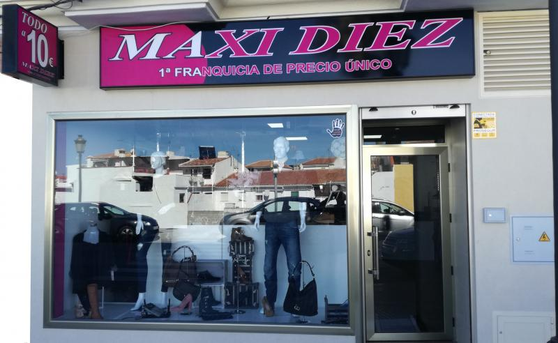 Imagen de MAXI DIEZ - Todo a 10€