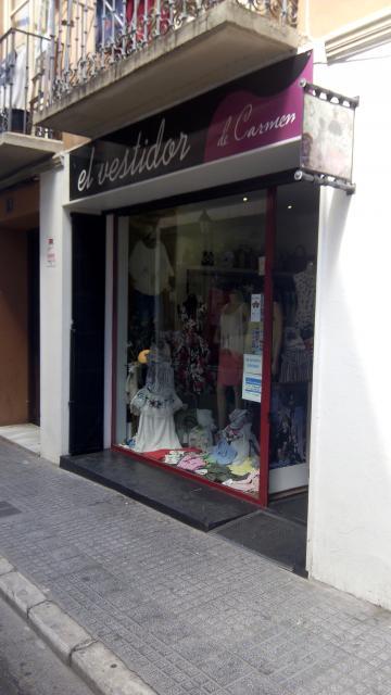 Imagen de El vestidor de Carmen