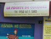 Imagen de  Asador de pollos FUENTE DE COLORES