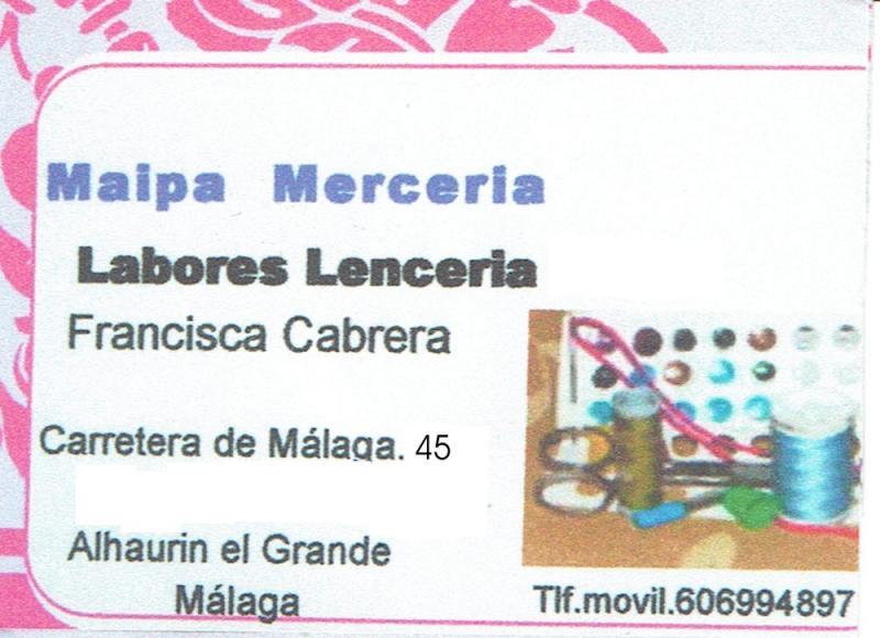 Imagen de Maipa Mercería