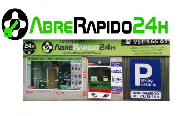 Imagen de ABRERÁPIDO 24 H. Cerrajería de Urgencias