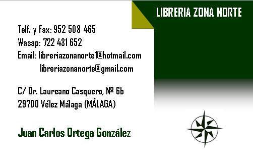 Imagen de LIBRERÍA PAPELERÍA ZONA NORTE
