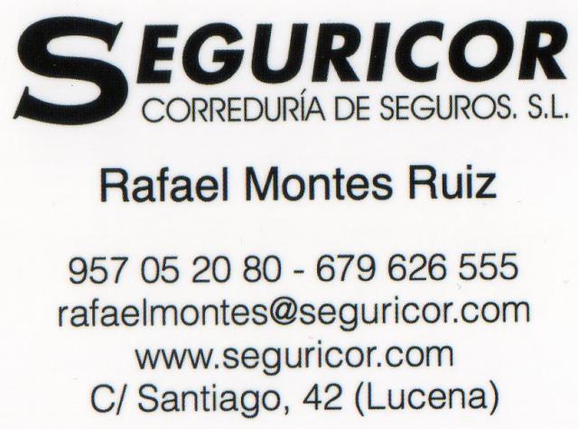 Imagen de SEGURICOR, Correduría de seguros S.L.