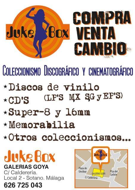 Imagen de JUKE BOX  Discos  Vinilo