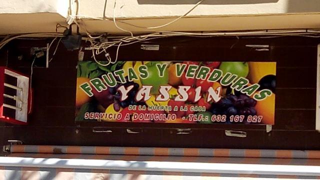Imagen de Frutas y Verduras Yassin