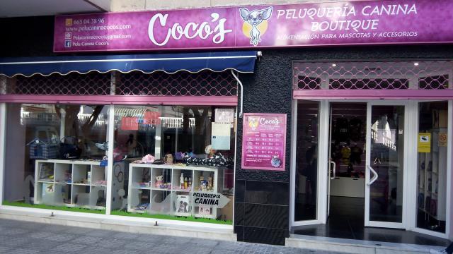 Imagen de Cocos peluquería canina