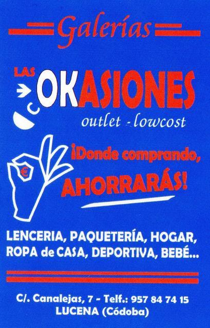 Imagen de GALERÍAS Las Okasiones
