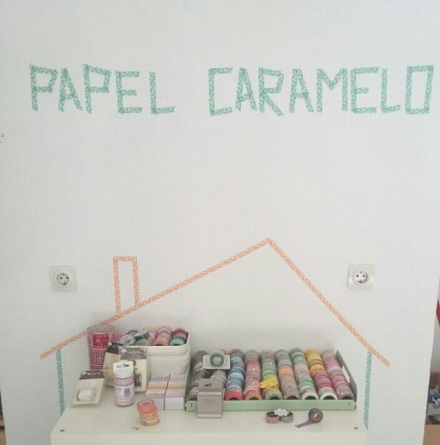 Imagen de PAPEL CARAMELO Regalos con Detalle