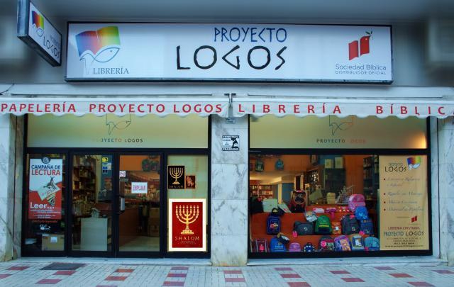 Imagen de LIBRERÍA PROYECTO LOGOS