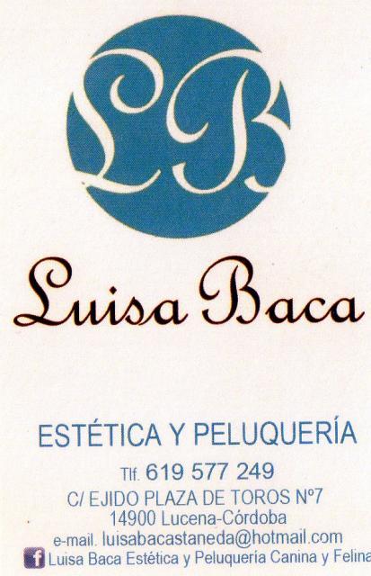 Imagen de Luisa Baca  L.B.