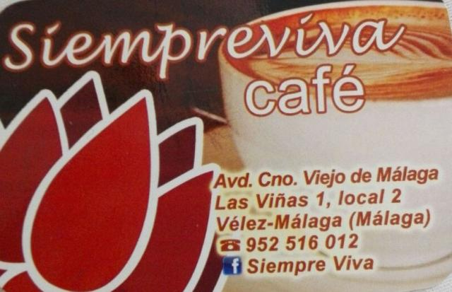 Imagen de Siempreviva Café