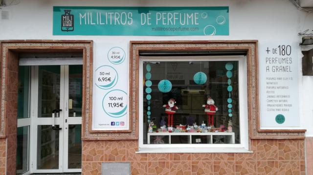 Imagen de MILILITROS DE PERFUME