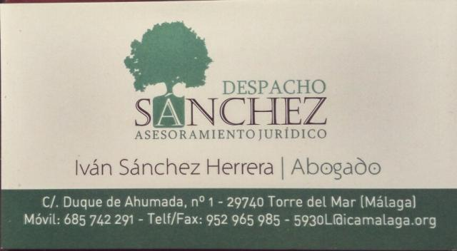 Imagen de DESPACHO SANCHEZ ASESORAMIENTO JURIDICO