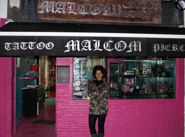 Imagen de Malcom Tattoo Studio - Sylvia