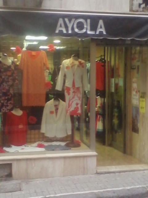 Imagen de AYOLA Tienda de Ropa