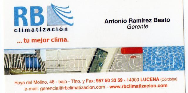 Imagen de RB-CLIMATIZACIÓN