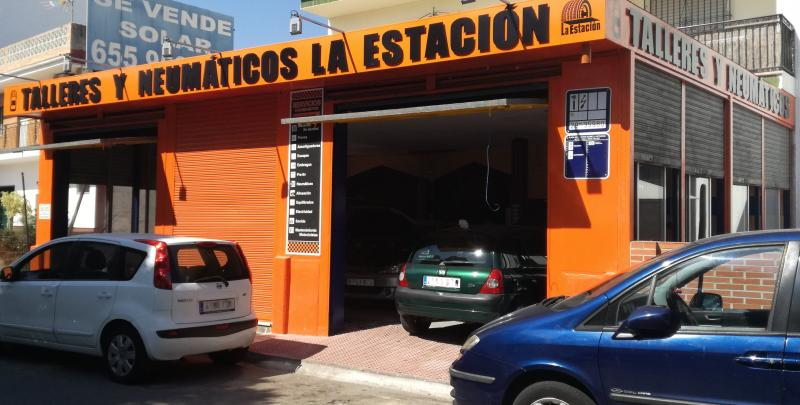 Imagen de Talleres y Neumáticos La Estación