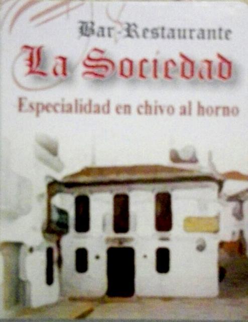 Imagen de Bar Restaurante La Sociedad