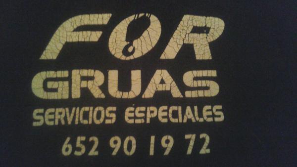 Imagen de FOR GRUAS
