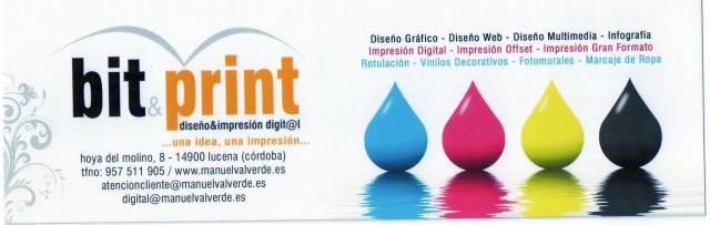 Imagen de BIT & PRINT Diseño-Impresión digit@l