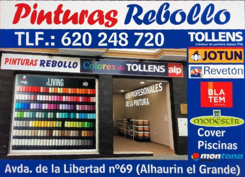 Imagen de Pinturas Rebollo - Alhaurín el Grande