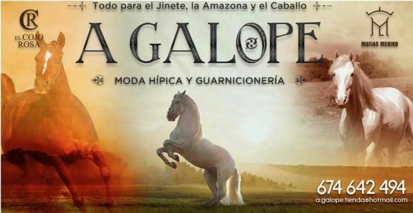 Imagen de A Galope