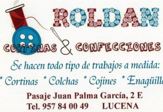 Imagen de ROLDAN, Cortinas & Confecciones