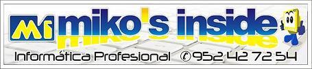 Imagen de MIKOS INSIDE Informática Profesional