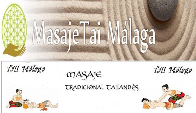 Imagen de Masaje TAI Málaga