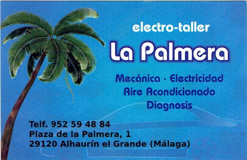 Imagen de Electro Taller La Palmera