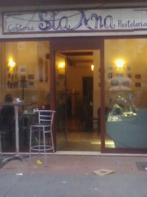 Imagen de Cafetería - Pastelería Santa Ana
