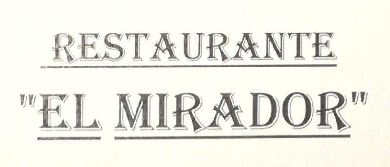 Imagen de Restaurante El Mirador