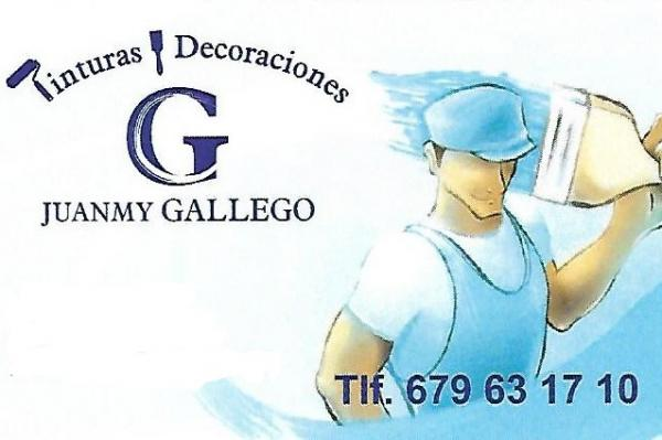 Imagen de Pinturas y Decoraciones Juanmy Gallego
